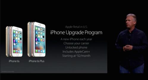 Appleのイベント映像より