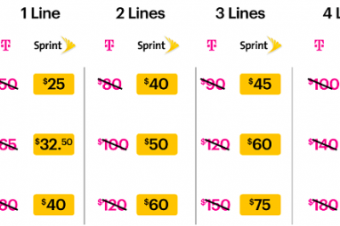 T-MobileがSprintより優れている10の理由
