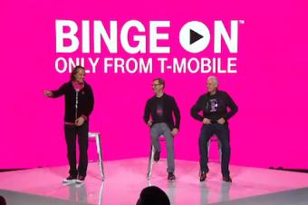 T-Mobileのアンキャリア第10弾は「ビデオざんまい」