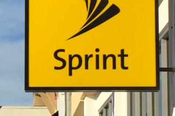SprintからT-Mobileへのギフト