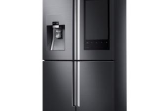 Samsungのクレイジーな冷蔵庫