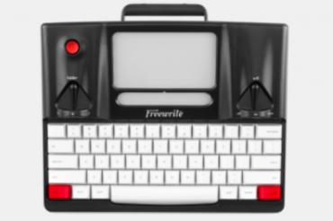 単機能のタイプライターが見直されるのか