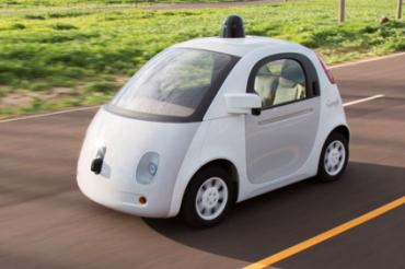 自動運転車のAIをドライバーとみなす