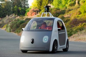 Googleが自動運転車をワイヤレス充電