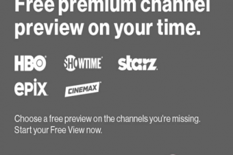 VerizonがFios TVに「お試し」機能を導入