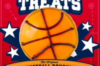 狂気の3月とバスケットボールとドーナツの関係