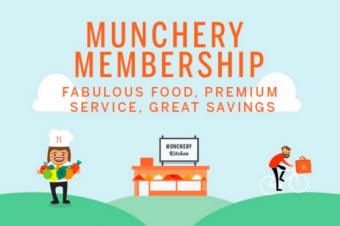出前サービスのMuncheryが会費制を導入