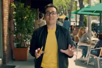 Verizonの宣伝マンがSprintに乗り換えた