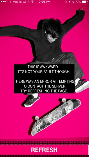 T-Mobileの無料ピザには失望