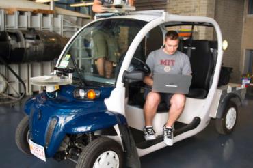 FordとMITがオンデマンド電動シャトルを共同開発