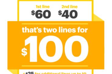 Sprintの謎の60ドル無制限プラン