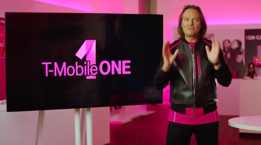 T-Mobileの発表動画より