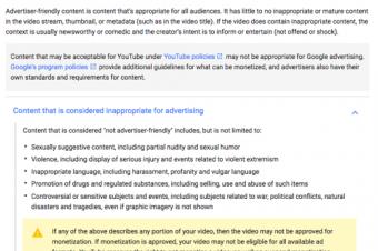 「YouTubeはオワッタ」との批判続出