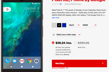 Googleのスマホ「Pixel」の売れ行きは