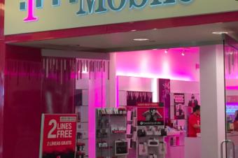 T-Mobileが2回線無料のプロモーション