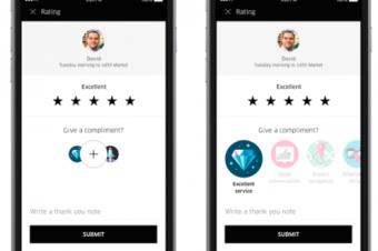 Uberのドライバー懐柔策
