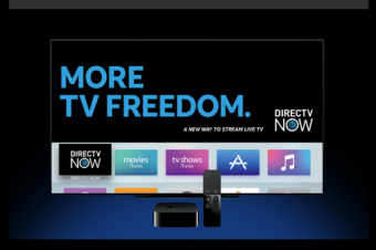 DirecTV NowでApple TVがもらえる話
