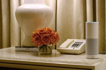 ラスベガスのホテルが客室にAmazon Echoを配置