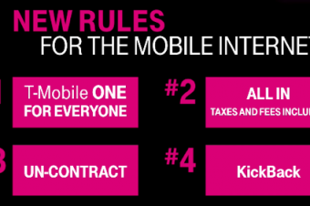 T-Mobileが「Un-carrier Next」を発表