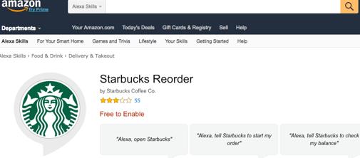Amazon Echoでコーヒーが注文できる
