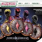 Krispy Kremeのホームページより