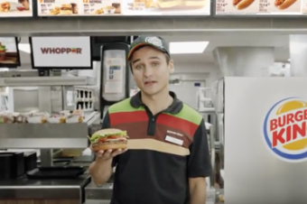 Burger Kingの画期的なCMが提起する深刻な問題