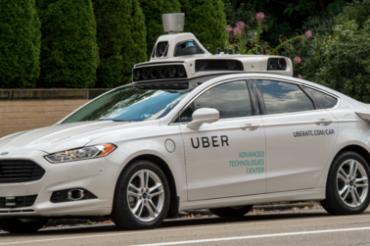 自動運転Uberの実験は不調