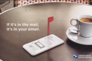 米国郵便の新サービス