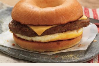 Dunkin' Donutsがステーキで訴訟沙汰に