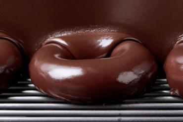 チョコレートデーのドーナツはどこかで見たような
