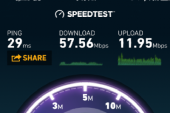 SprintはT-Mobileより速かった