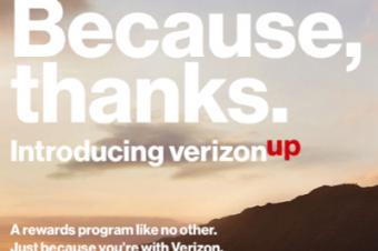 Verizonが「シンプル」なリワード制度を導入