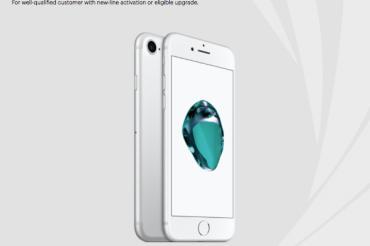 SprintからiPhoneの販促メールが来たが
