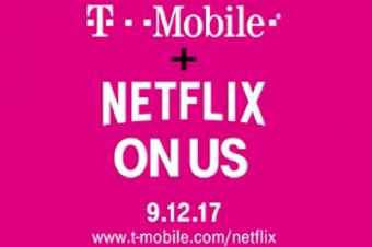 T-MobileがNetflixをおごってくれる