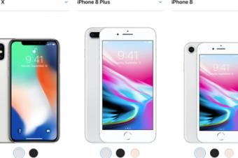 iPhone 8を売ってXを買うという不思議な現象