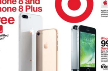 TargetがブラックフライデーでiPhone 8のプロモーション