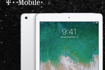 T-MobileがサイバーマンデーにiPadをおごってくれる
