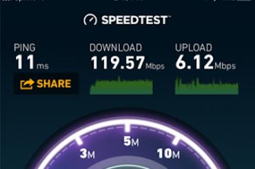 Comcastのインターネットの問題が解決
