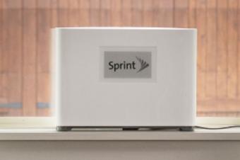 Sprintが「魔法の箱」を配る