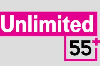 T-Mobileが55才以上向け無制限プランを値上げ