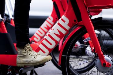 UberがJUMPを買収