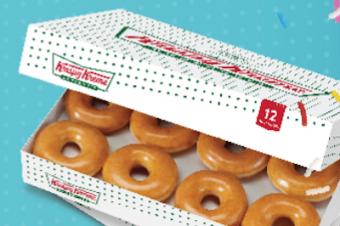 Krispy Kremeが81周年で画期的な変更