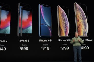 新iPhoneのネーミングで思うこと
