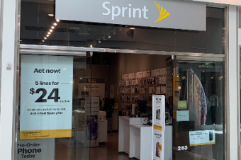 Sprintから「戻ってきて」コール
