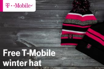 T-Mobileが火曜日に帽子をくれる