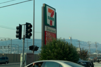 7-Elevenがガソリンを売る