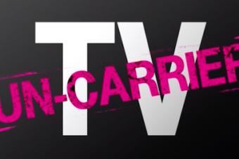 T-MobileがTVサービスを延期