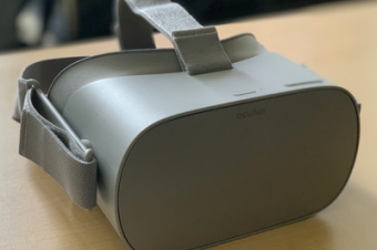 VRがやって来た