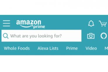 AmazonがAIで洋服購入をサポート