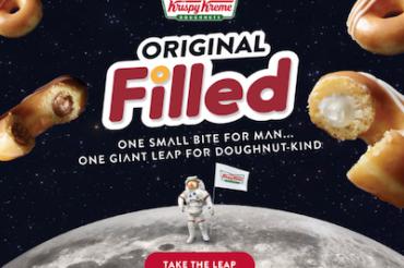 Krispy Kremeが新ドーナツを発表